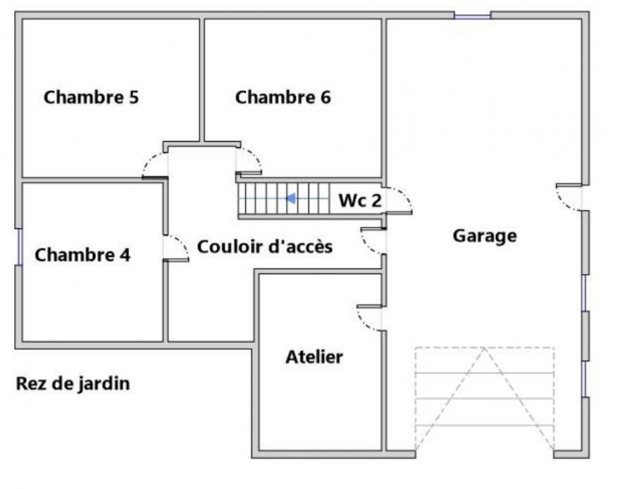 acheter maison individuelle 7 pièces 160 m² macheren photo 7