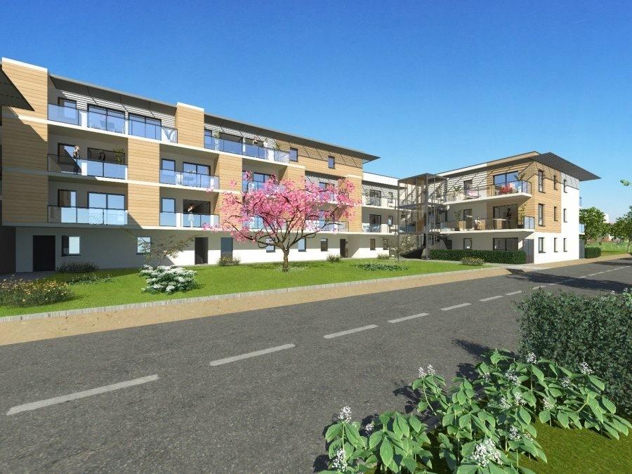 acheter appartement 3 pièces 66.2 m² ay-sur-moselle photo 1