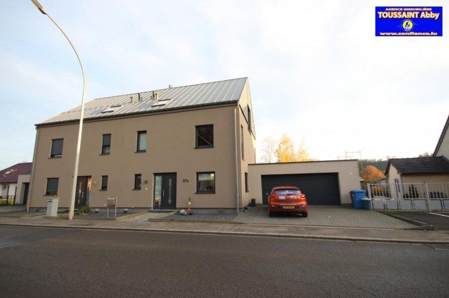 acheter maison jumelée 4 chambres 205.1 m² brouch (mersch) photo 1