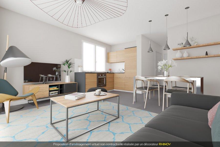 acheter appartement 2 pièces 42.23 m² vantoux photo 3