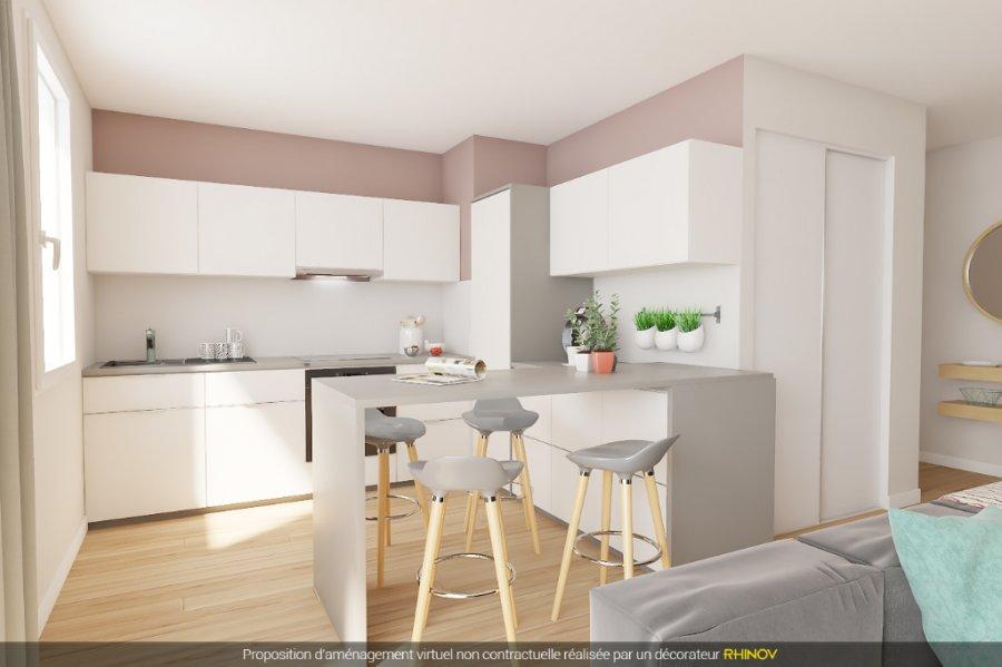 acheter appartement 2 pièces 42.23 m² vantoux photo 2