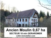 Terrain constructible à vendre à Gérardmer - Réf. 7217084