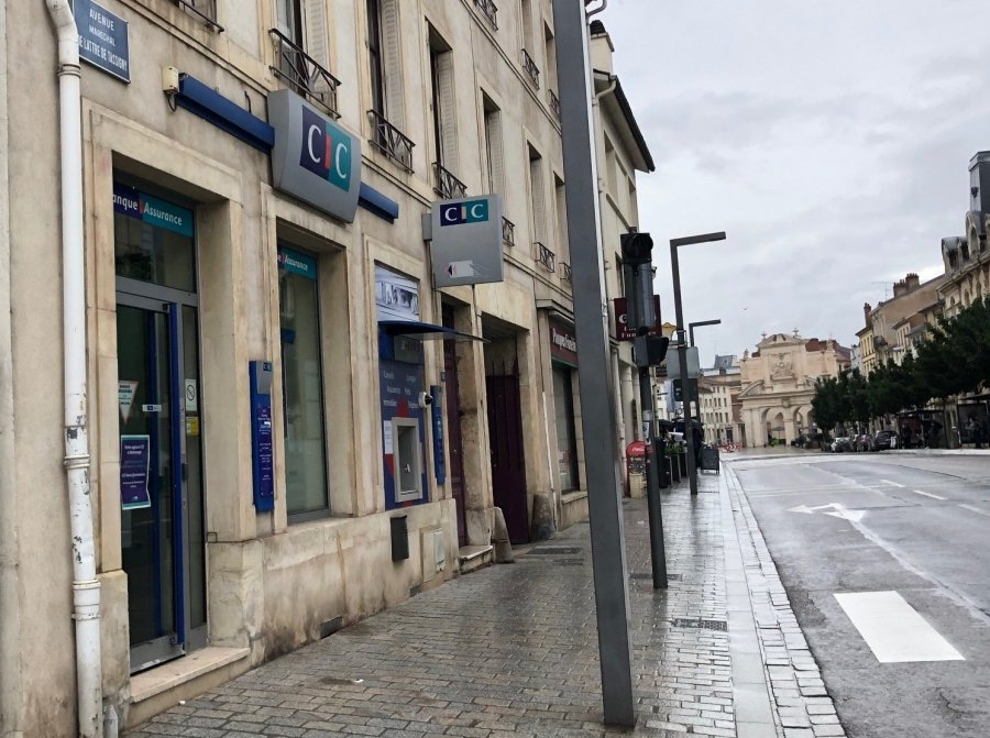Bureau à louer à Nancy