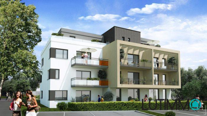 acheter appartement 3 pièces 74 m² pfastatt photo 3