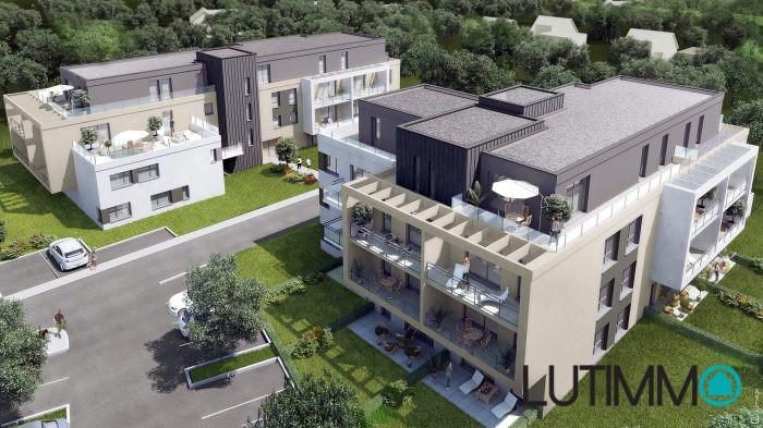 acheter appartement 3 pièces 74 m² pfastatt photo 2