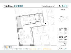 Penthouse à vendre 1 Chambre à Luxembourg-Gasperich - Réf. 4847308
