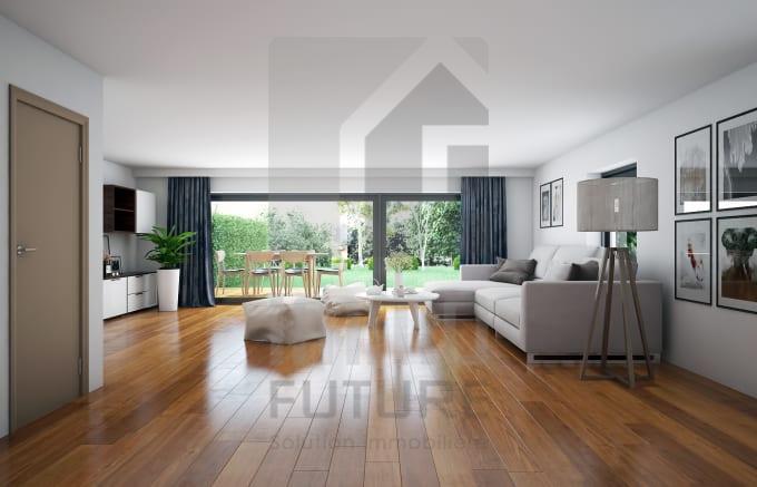 acheter résidence 0 chambre 55.24 à 107.47 m² pétange photo 1