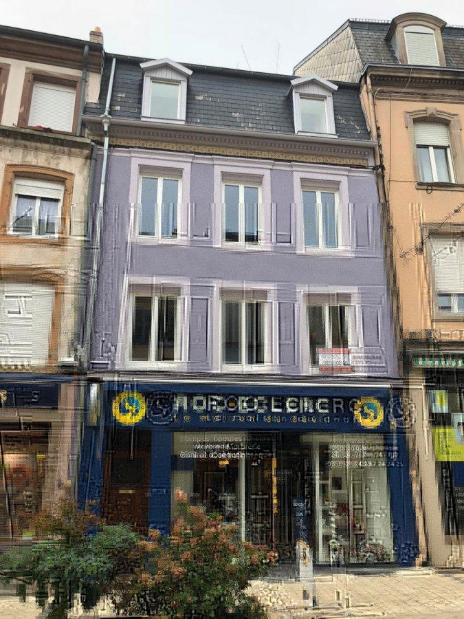 Immeuble de rapport à vendre F6 à Sarrebourg