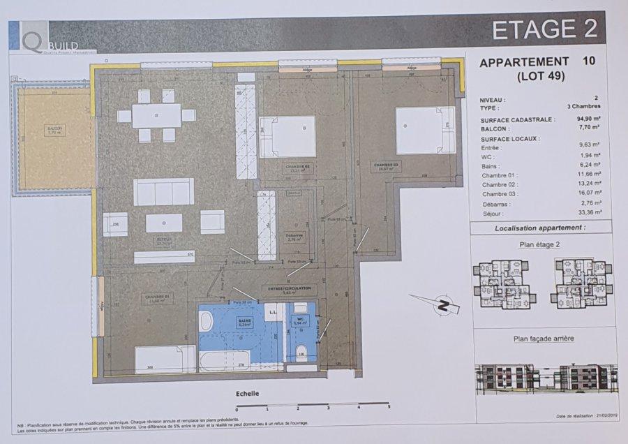 acheter appartement 4 pièces 94.9 m² cosnes-et-romain photo 2