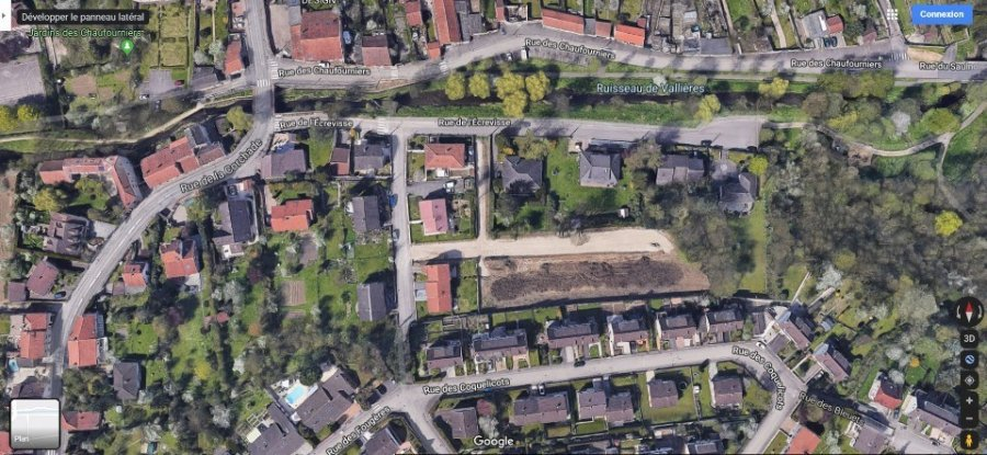 acheter terrain constructible 0 pièce 0 m² metz photo 1