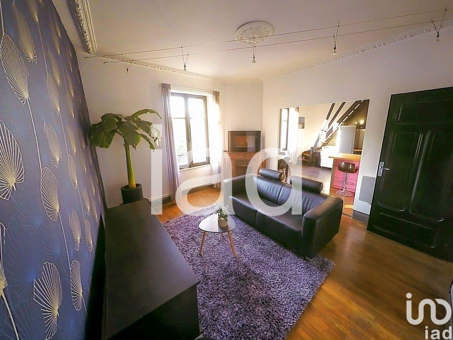 acheter appartement 3 pièces 50 m² nancy photo 5