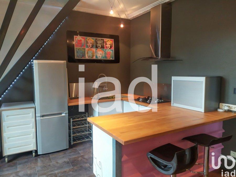 acheter appartement 3 pièces 50 m² nancy photo 2