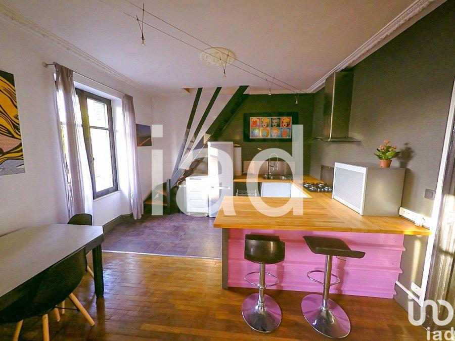 acheter appartement 3 pièces 50 m² nancy photo 1