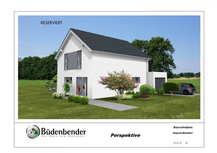 detached house for buy 3 bedrooms 135 m² reisdorf photo 2