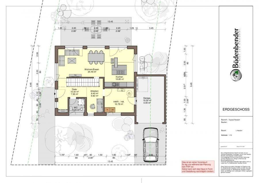 detached house for buy 3 bedrooms 135 m² reisdorf photo 7