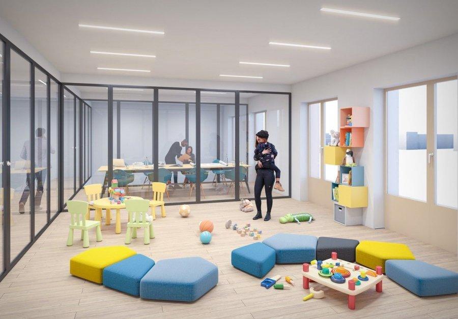 acheter appartement 1 chambre 56.4 m² belvaux photo 5