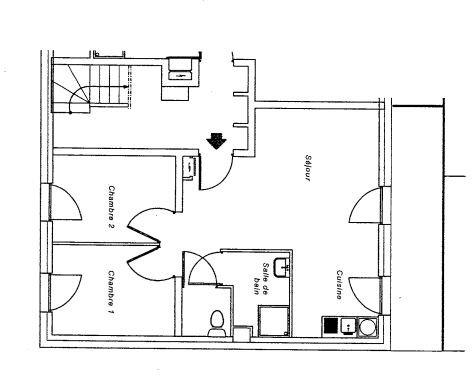 acheter appartement 3 pièces 51 m² nancy photo 2