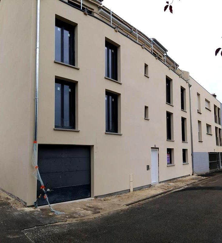 acheter appartement 3 pièces 51 m² nancy photo 1
