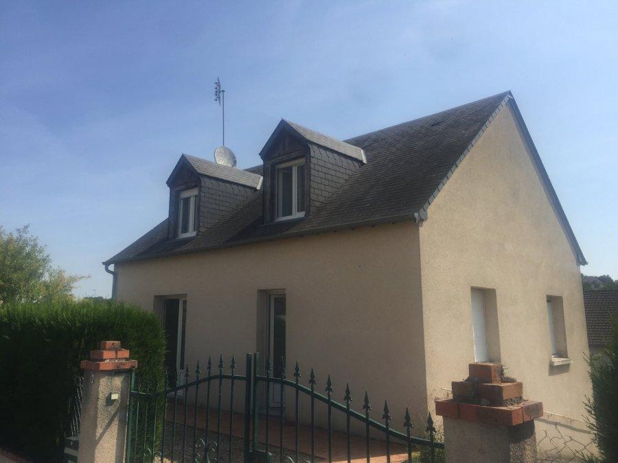 Maison à louer F4 à Chateau du loir
