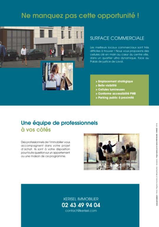 acheter appartement 3 pièces 70 m² laval photo 7