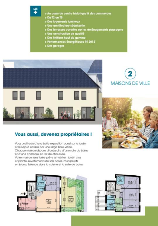 acheter appartement 3 pièces 70 m² laval photo 6