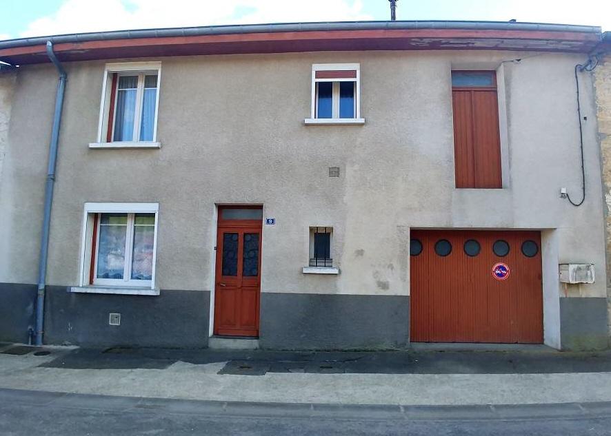 Maison à vendre F5 à Brouennes