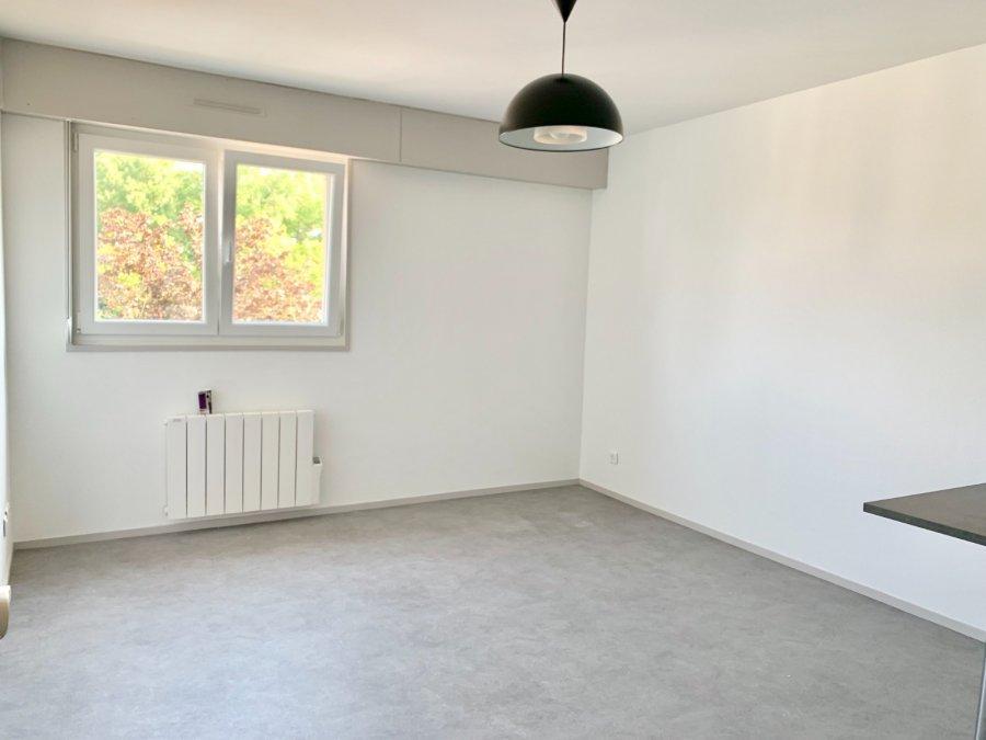 Appartement à louer F1 à Metz-Plantière