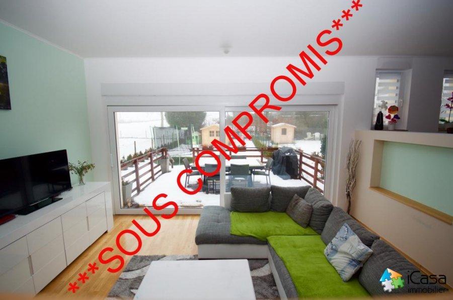Duplex à vendre 3 chambres à Ellange