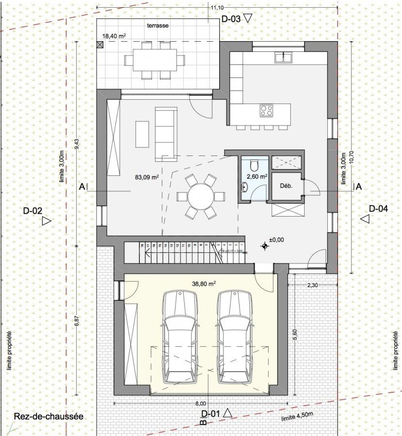 Maison à vendre 3 chambres à Waldbillig