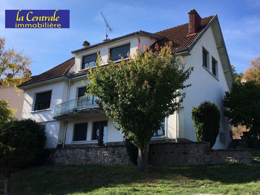 Maison individuelle à vendre F10 à Longwy