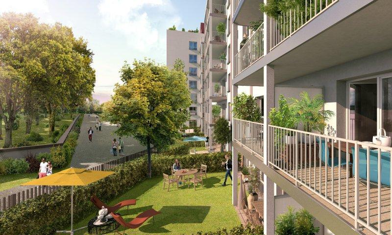 acheter appartement 4 pièces 94.02 m² nancy photo 7