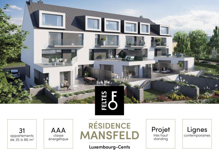 acheter résidence 0 chambre 35.66 à 86.17 m² luxembourg photo 1