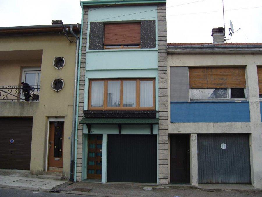 Maison à vendre F4 à Stenay