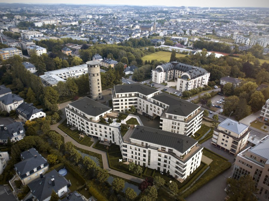 acheter appartement 2 chambres 94.59 m² luxembourg photo 4