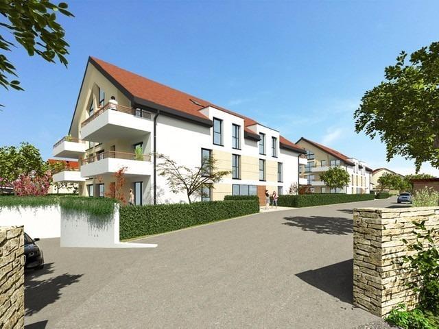 acheter appartement 3 pièces 68.95 m² woippy photo 2