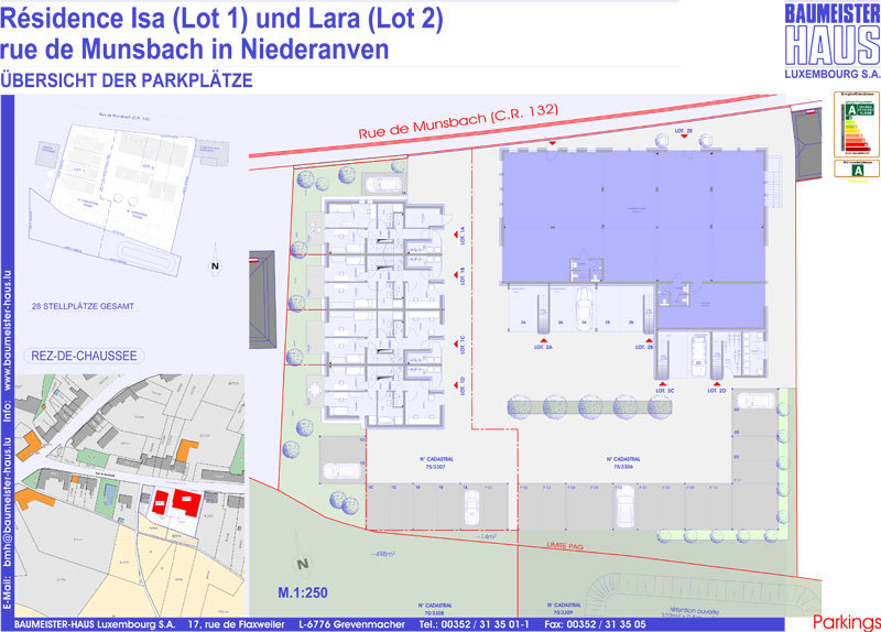 apartment for buy 3 bedrooms 115.19 m² niederanven photo 2