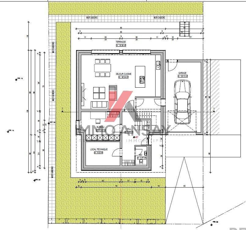 acheter terrain constructible 3 chambres 0 m² hoscheid photo 6