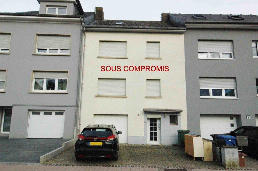 acheter maison mitoyenne 3 chambres 115 m² mondercange photo 1