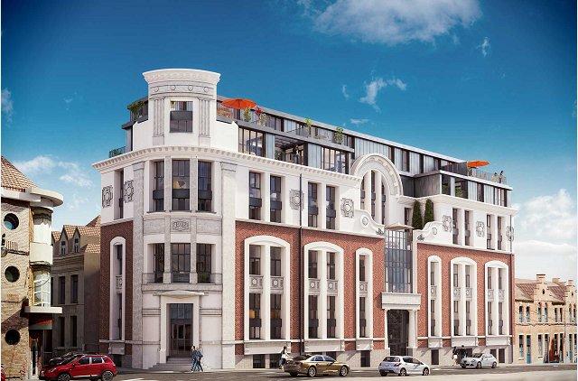 acheter appartement 3 pièces 95 m² béthune photo 1