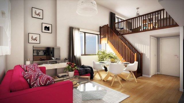 acheter appartement 3 pièces 95 m² béthune photo 2