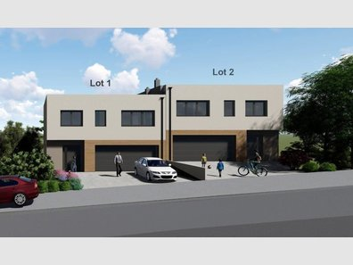 Semi-detached house for sale 4 bedrooms in Vichten - Ref. 6631132