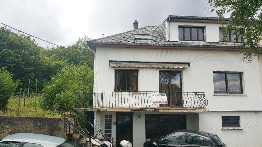 Maison à vendre F6 à Rombas