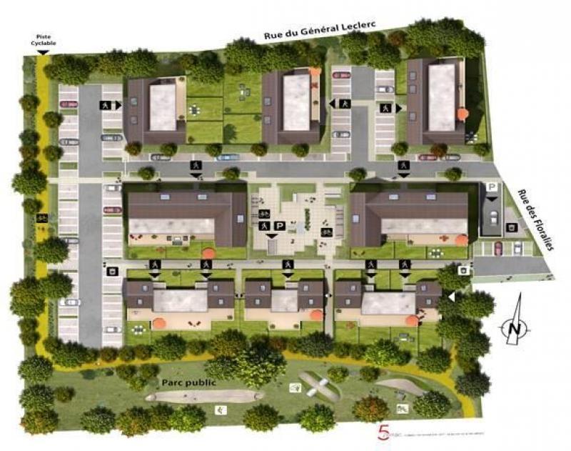 Appartement à vendre F3 à Mundolsheim