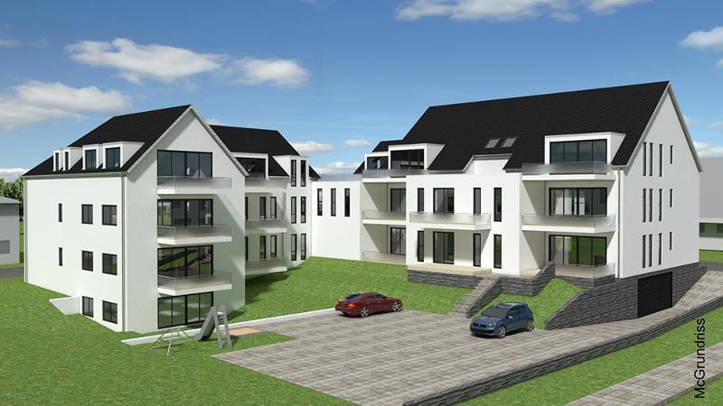 wohnung kaufen 3 zimmer 95.42 m² langsur foto 3