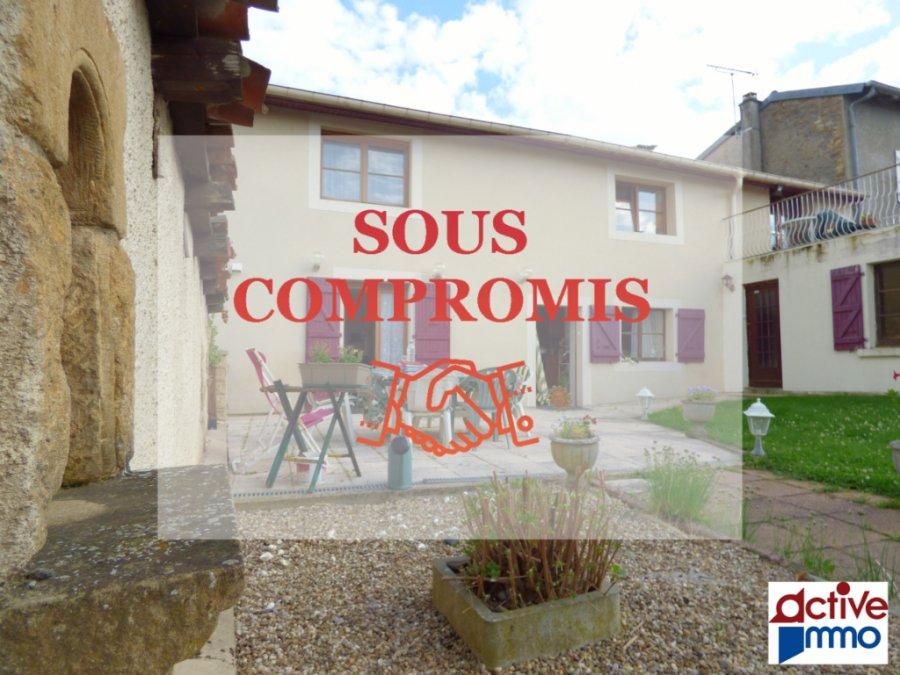 acheter maison 8 pièces 200 m² fameck photo 1