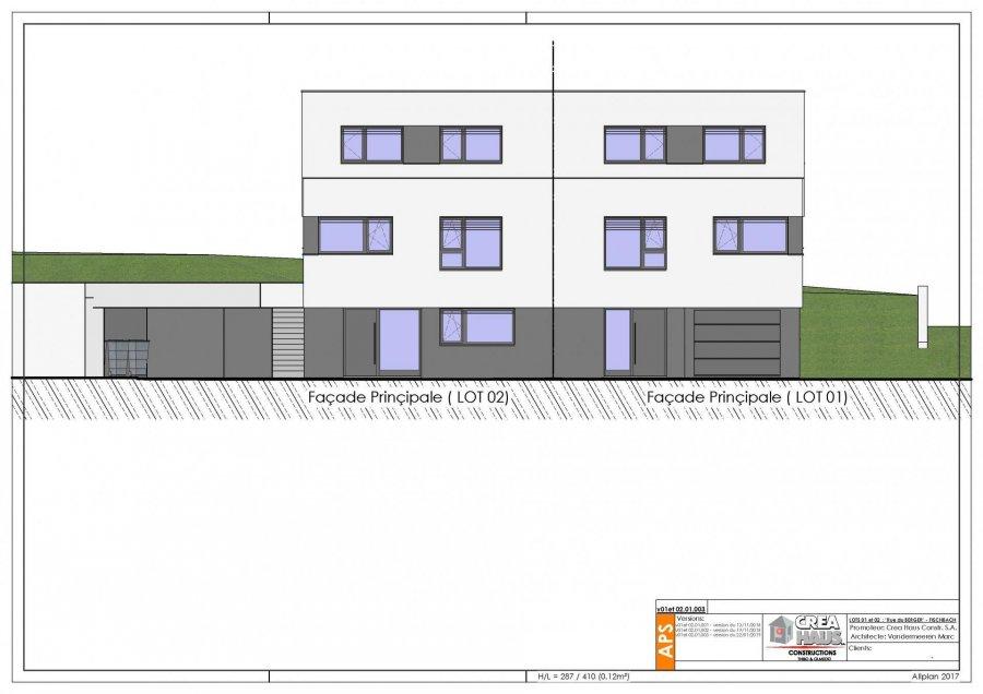 acheter maison individuelle 4 chambres 132 m² fischbach (mersch) photo 7