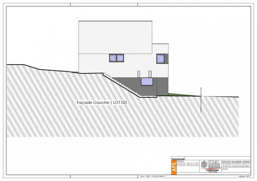 acheter maison individuelle 4 chambres 132 m² fischbach (mersch) photo 6
