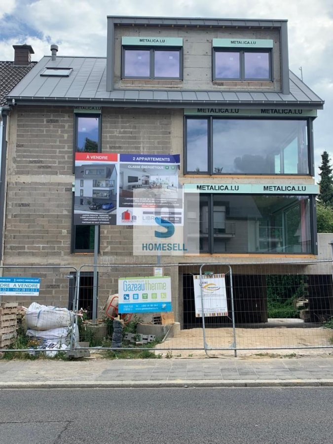 Appartement à vendre 4 chambres à Dudelange
