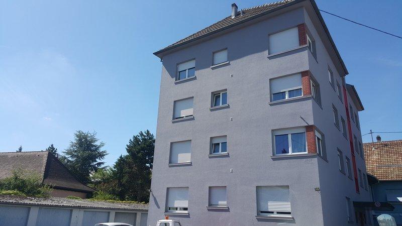 Appartement à louer F3 à Village neuf