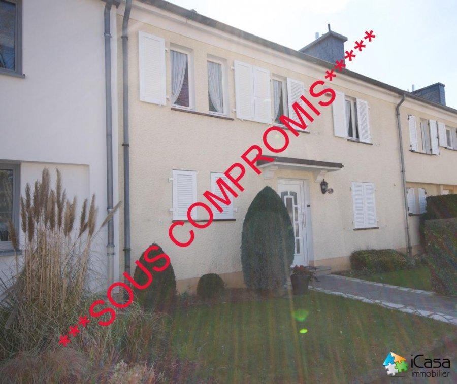 Maison jumelée à vendre 3 chambres à Luxembourg-Cessange